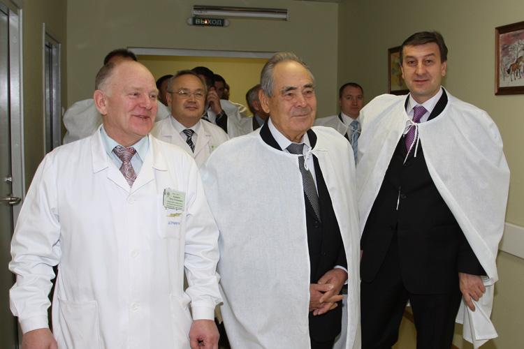 Минтимер Шарипович