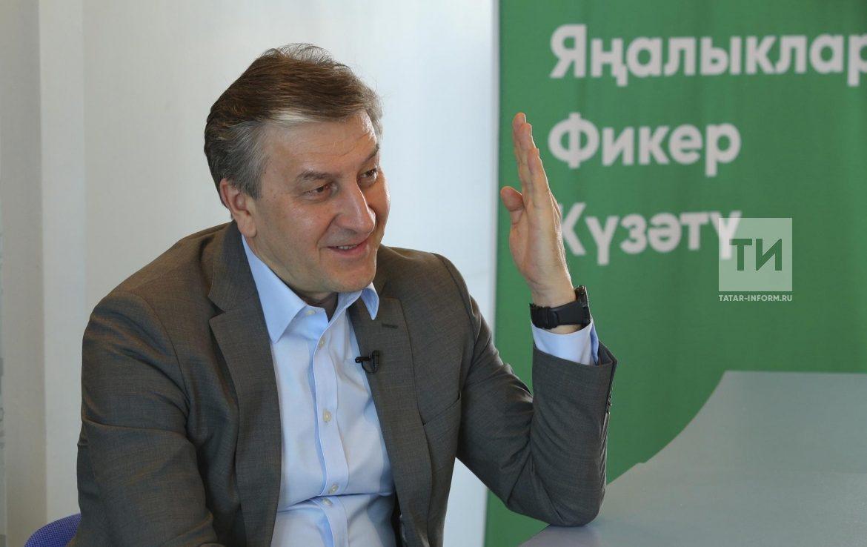 Интервью с Айратом Фарраховым