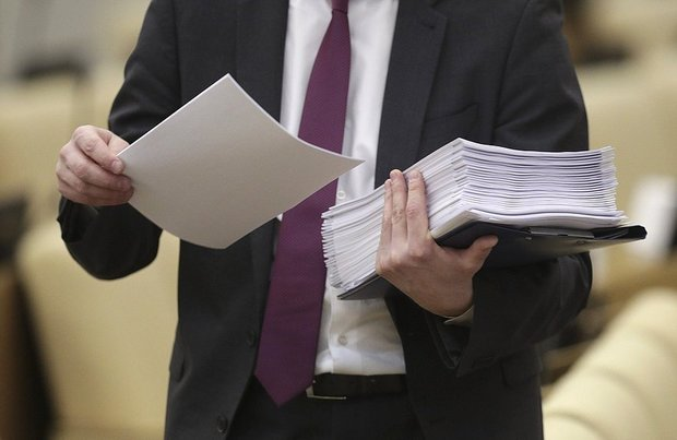 Закон уже поддержан Госдумой, но только с условием того, что его надо очень детально дорабатывать ко второму чтению. Фото duma.gov.ru