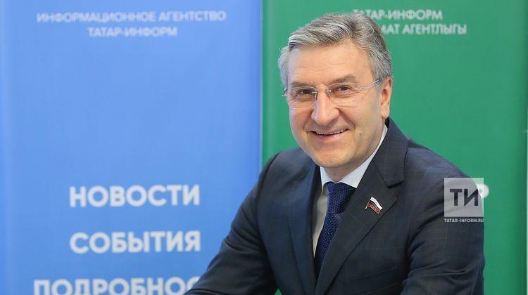 Фаррахов оказался в топ-50 единственным депутатом от Татарстана
