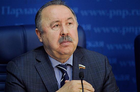 Валерий Газзаев. Фото: Юрий Инякин / ПГ