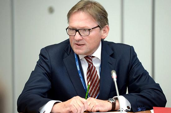 Борис Титов. Фото: пресс-служба Кремля